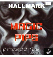 Hallmark Magic Pips Rubber