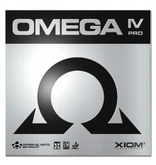 Xiom Omega IV Pro Rubber