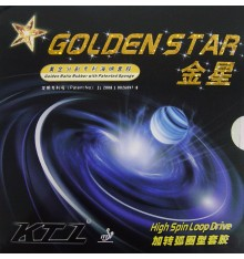 KTL Golden Star High Spin Loop Drive Rubber