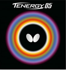 Butterfly Tenergy 05 Rubber