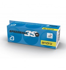 Andro 3 Star Speedball 3S 40+ Ball (3 PACK BOX)