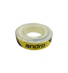 Andro Edge Tape CI Black Yellow (5M)