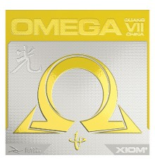 Xiom Omega 7 China Guang Rubber