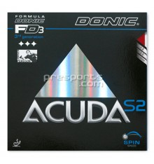 Donic Acuda S2 Rubber