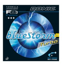 Donic Bluestorm Z1 Turbo Rubber
