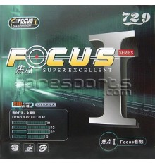 729 Friendship Focus I Rubber