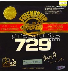 729 Friendship Super FX Rubber (BLUE SPONGE)
